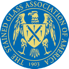 Stained Glass Association of America Logo - New Braunfels, TX